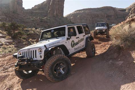 jeep safari 2017 2017 easter jeep safari pritchett canyon quadratec