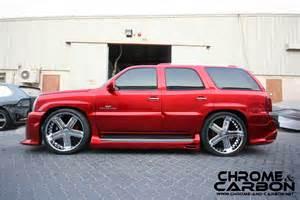 Custom 2002 Cadillac Tuning Cadillac Escalade Suv 2002 Accessories And