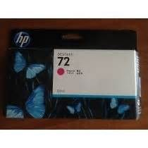 Tinta Hp 72 Ml Magenta Ink Cartridge C9372a tinta plotter hp 72 magenta c9372a 130 ml s 240 00 en