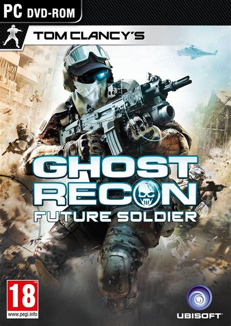 Bd Ps3 Ghost Recon Future Soldier ghost recon future soldier 2012 jeu vid 233 o senscritique