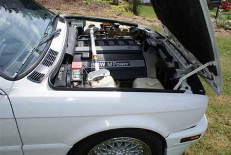 car engine manuals 1992 bmw 3 series navigation system buy used 1992 bmw 325i m technic ii convertible with e36 m3 engine and removable hard top in