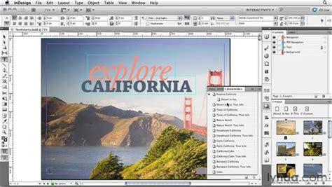 Tutorial Indesign Pdf Español | creating pdf bookmarks in indesign