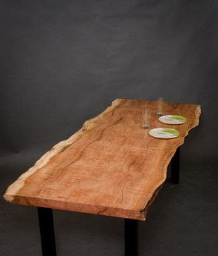 Figured Reclaimed Maple Dining Table Modern Dining Reclaimed Wood Dining Table Seattle