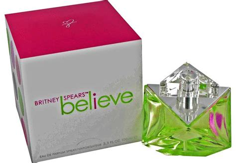 Britneys Newest Advert For Fragrance Believe by Believe Perfume For By