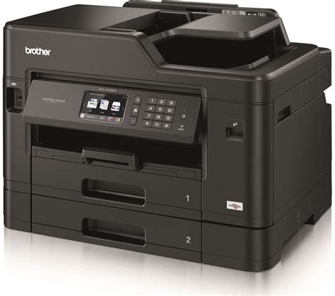 Printer A3 All In One mfcj5730dw all in one wireless a3 inkjet printer with fax deals pc world