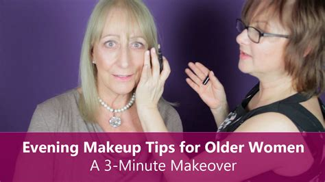 makeovers for women over sixty makeup tips for older women short hairstyle 2013