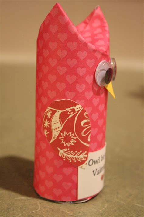 Valentines Paper Crafts - toilet paper crafts for valentines