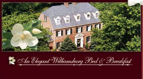 williamsburg va bed and breakfast williamsburg bed and breakfast magnolia manor an