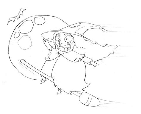 mean witch coloring page old wrinkled witch coloring pages hellokids com
