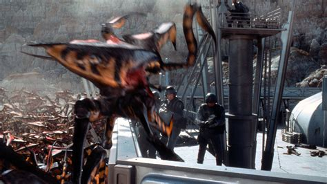 starship troopers starship troopers reboot it may be too controversial to adapt hollywood reporter