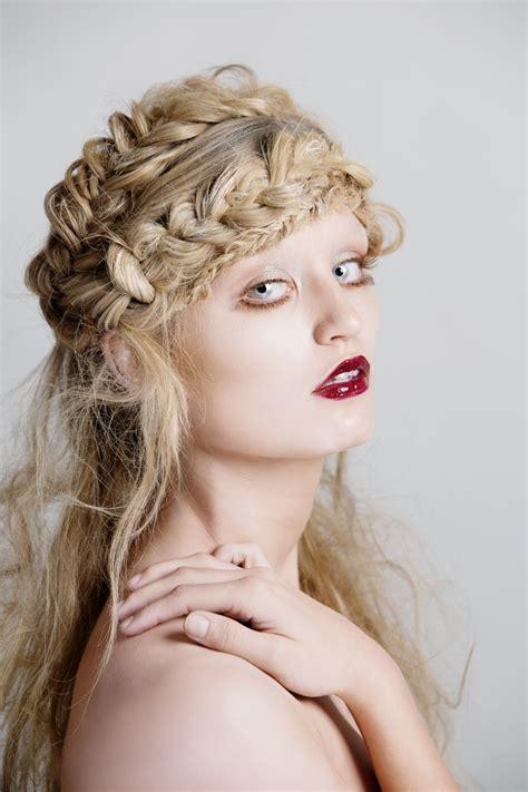Hair Style Fashion by Braided Hair Style Braids Tale Hair Silver