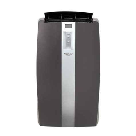 how to install idylis portable air conditioner shop idylis 13 000 btu 550 sq ft 115 volt portable air