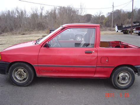 1991 ford festiva access denied