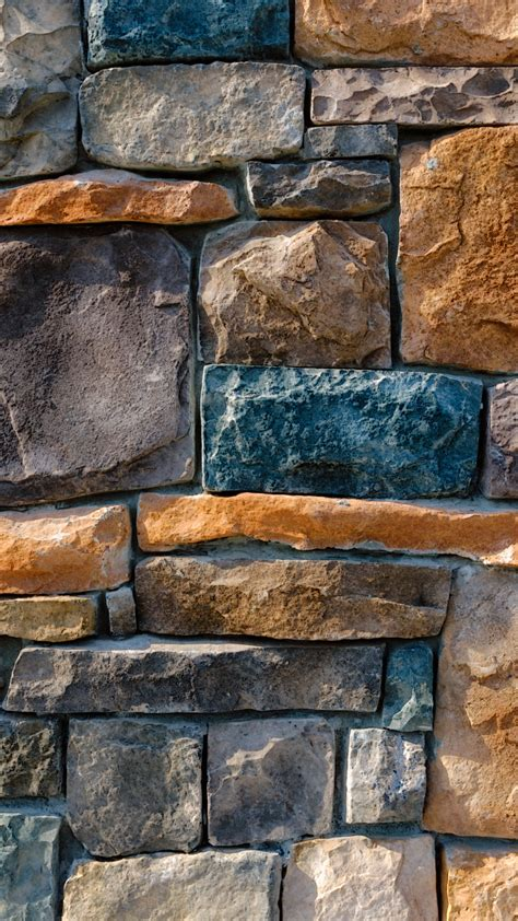 stone wall    wallpapers  mobile