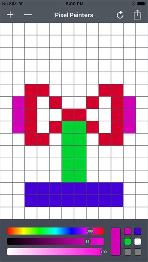 C Drawing Pixels by App Shopper Pixibit Pixel Drawing Entertainment