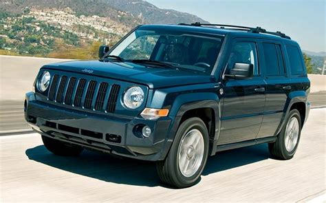 patriot jeep 2008 2008 jeep patriot road test truck trend