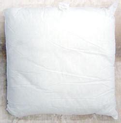 28 X 28 Pillow by 28 Quot X 28 Quot Pillow Insert Zarin Fabrics