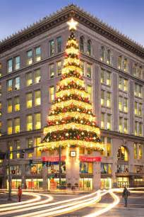christmas in downtown pittsburgh horne s department store