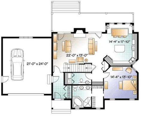 3 Bed Bungalow Floor Plans Plano De Casa Con Chimenea