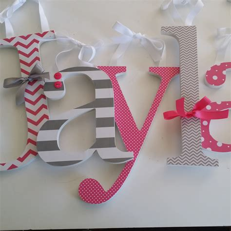 letter decorations for nursery decorated letters for nursery www pixshark images