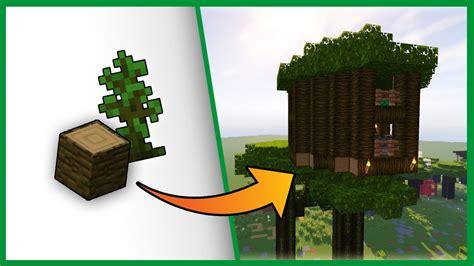 minecraft casa sull albero come costruire una casa sull albero minecraft best build