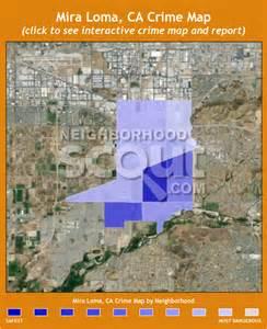 mira loma 91752 crime rates and crime statistics