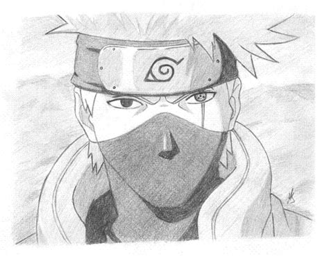 Tempat Pensil Pencil Anime Shippuden Uzumaki kakashi hatake by xcliquex on deviantart