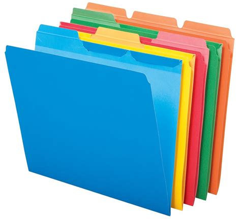 Bantex Multi L Folder 6 In 1 Folder A4 Ref8878 ready tab reinforced file folders letter size assorted