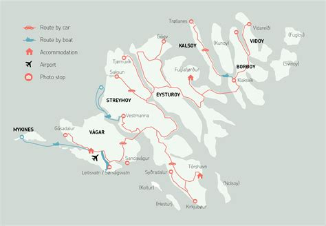 faroe islands map the faroe islands a travel guide sarahinthegreen
