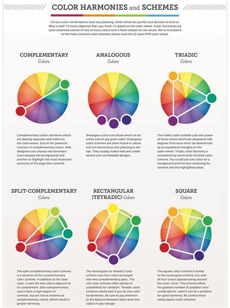 color harmony color theory how to choose correct colors for your brand