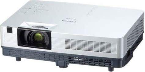 Lcd Projector Canon Le5 W 500 Ansi 1 canon 6831b002 model lv 7297m multimedia lcd projector 2600 ansi lumens xga resolution