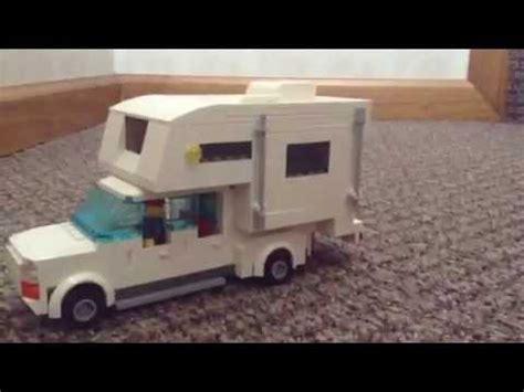 lego rv tutorial lego truck cer moc youtube