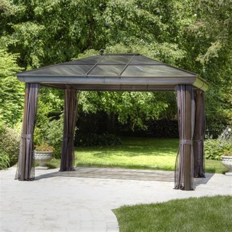 Lowes Patio Gazebo Pergola Gazebo Ideas Patio Gazebo Lowes