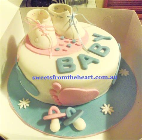 Baby Shower Cakes Brisbane   Party XYZ