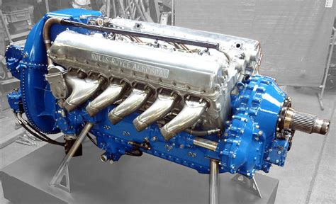 rolls royce merlin engine luxury powerboat will use legendary rolls royce merlin engine