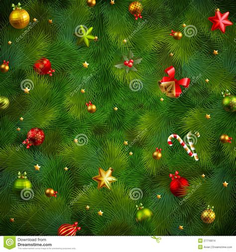 christmas fir tree texture stock images image 27716614