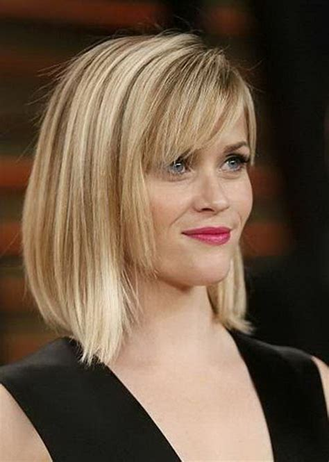 Bob Hairstyles 2016 With Bangs by Hairstyles With Bangs 2016