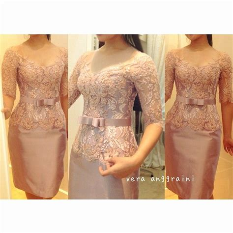 Baju Pesta Vera Wang vera kebaya indonesia vera kebaya indonesia instagram pink and thanks