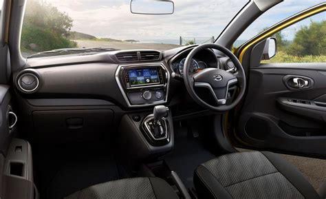 Lu Sentuh Dengan Speaker Smart Touch L Speaker datsun cross new compact crossover