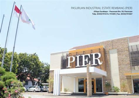 pier adalah ekonomi membaik pengembang kawasan pier bidik 3 investor