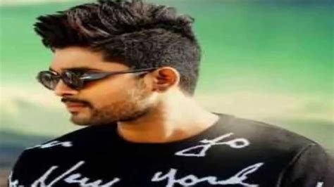 is allu arjun new hair style in quot dj quot copied telugu allu arjun song of race guram hd youtube