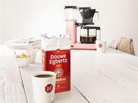 koffiezetapparaat de punten roze koffiezetapparaat douwe egberts