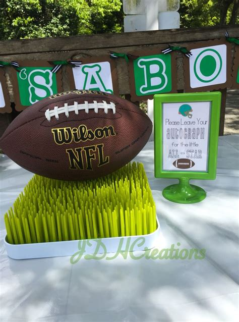 Baby Shower Football Theme by 9 Best Tailgate Baby Shower Images On Baby