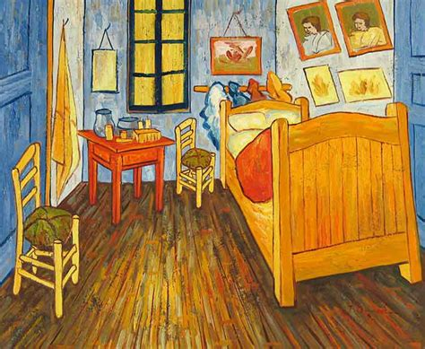 van gogh the bedroom andrew s blog september 2012