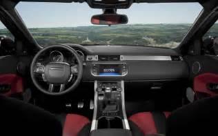2012 range rover evoque interior photo 1