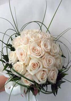 Wedding Bouquet Gibraltar by The Flower Shop Gibraltar