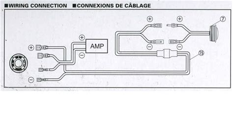 component speaker wiring diagram 28 images component