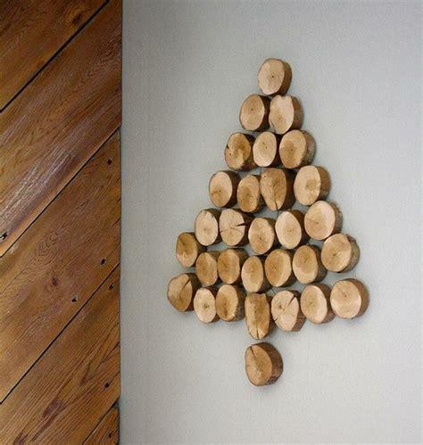mit recyceltem holz basteln zu weihnachten f 252 r