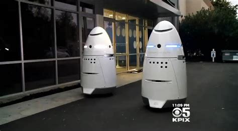 Get Your Own Safety Sam Robot by Silicon Valley Has Introduced Its Own Security Guard Robots