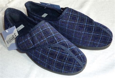 mens slippers for swollen velcro slippers for swollen 28 images mens velcro
